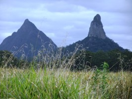 Glass house mountains July 008